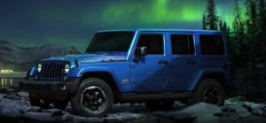 Polar-jeep